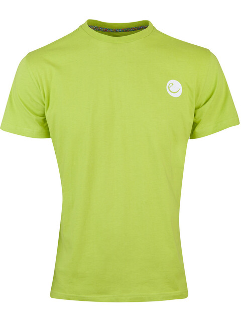 Edelrid Signature II - T-shirt manches courtes Homme - vert